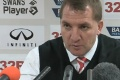 Brendan's post-Swansea press
